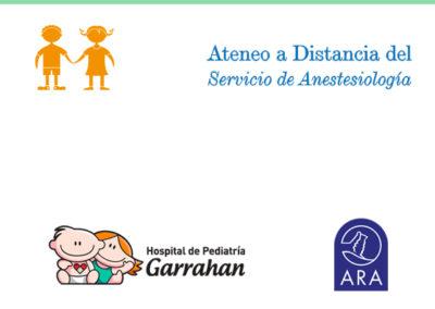 Ateneo H. Garrahan Manejo de Líquidos Perioperatorios en Anestesia Pediátrica