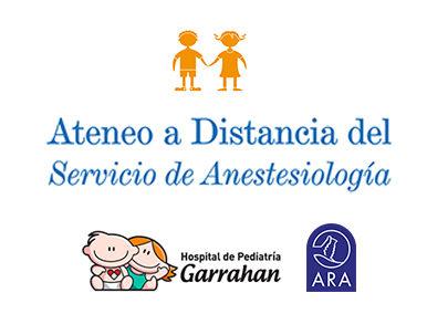 Desinfección de estaciones de anestesia